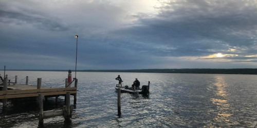 Seneca Lake fishing